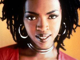 Lauryn Hill (South Orange, 25 de mayo de 1975) actriz, cantante y productora estadounidense galardonada 8 veces con el premio Grammy